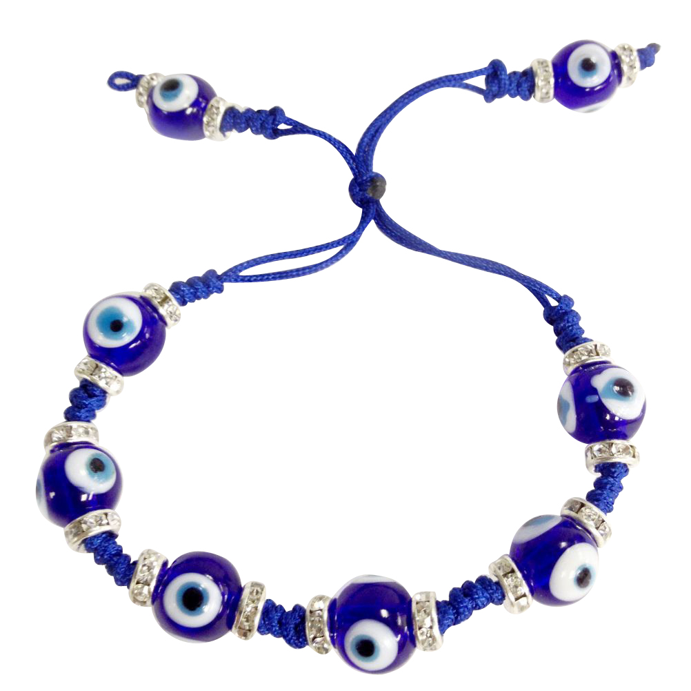 Evil Eye Extendable Fashion Bracelet 2706 2