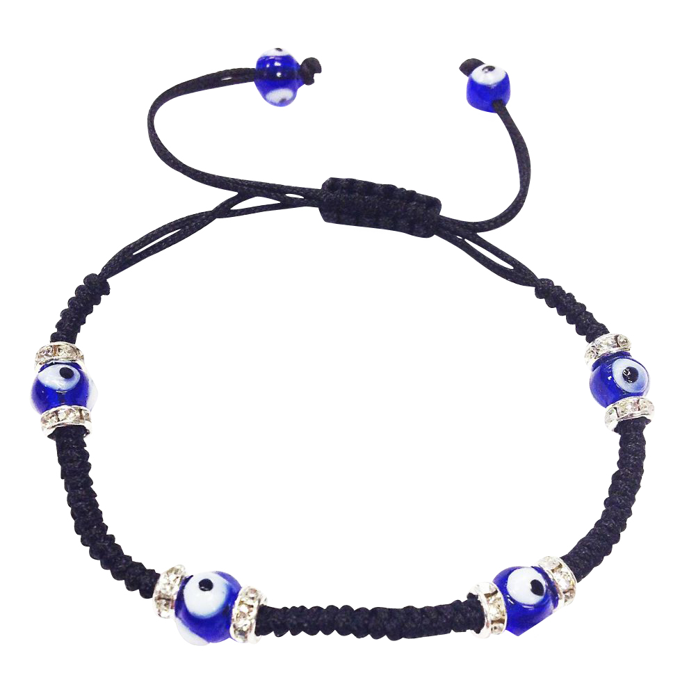 Evil Eye Extendable Fashion Bracelet 2708-2