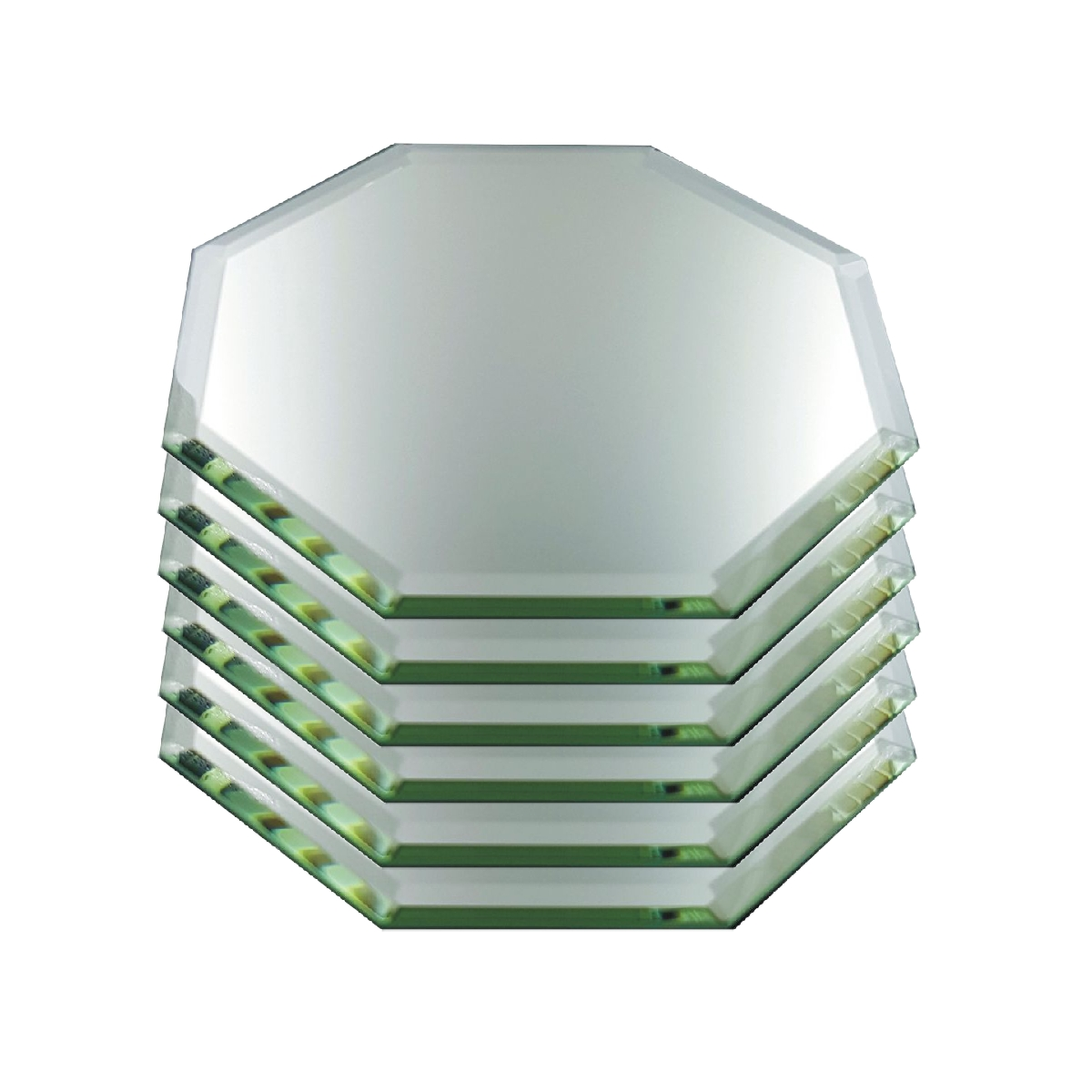 Octagon Mirrors Collectibles Or Decorative Purpose 3mm Bevel