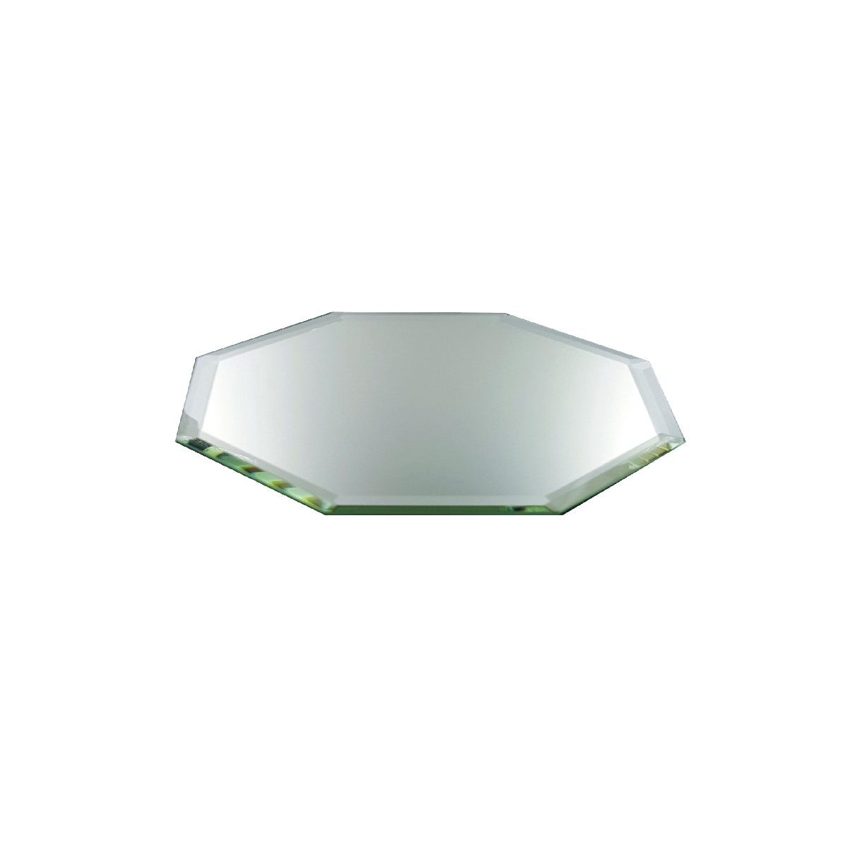 Stretched Octagon Mirrors Collectibles or Decorative Purpose, 3M