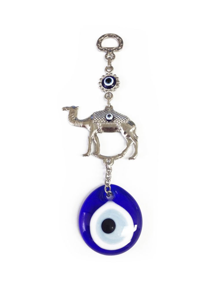 6.5 Inches CAMEL Figure And Evil Eye Office And Home Decor 5042