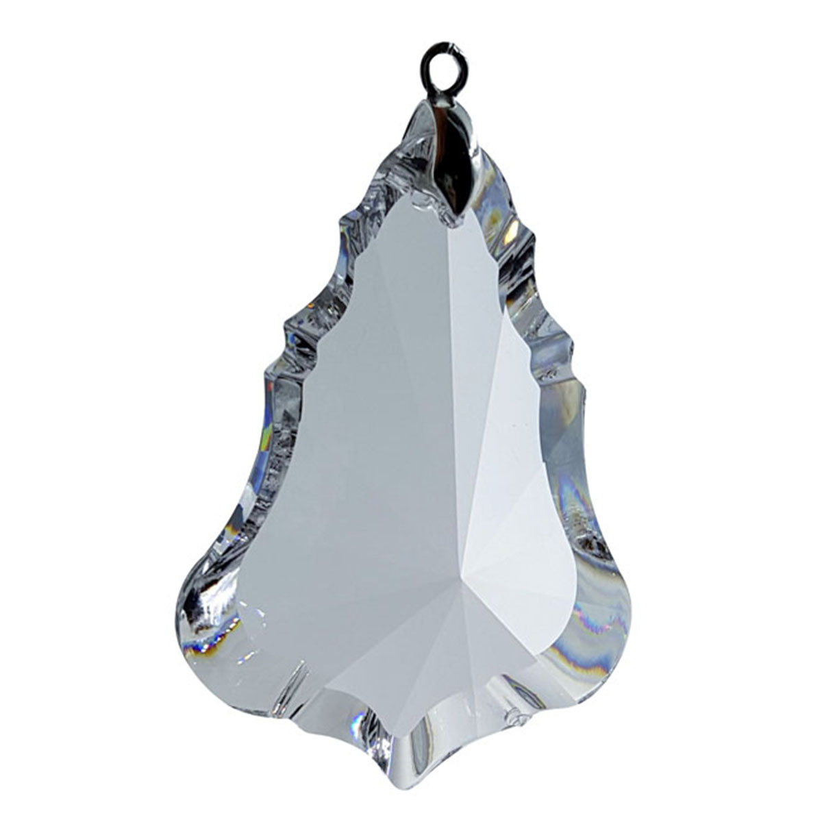 Crystal Intricate Bell Feng Shui Window Prism 50mm / 2 Inches