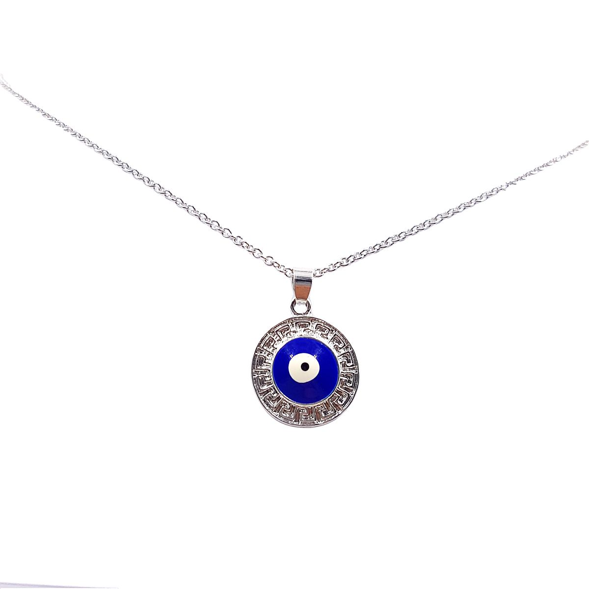 necklace gold eye evil