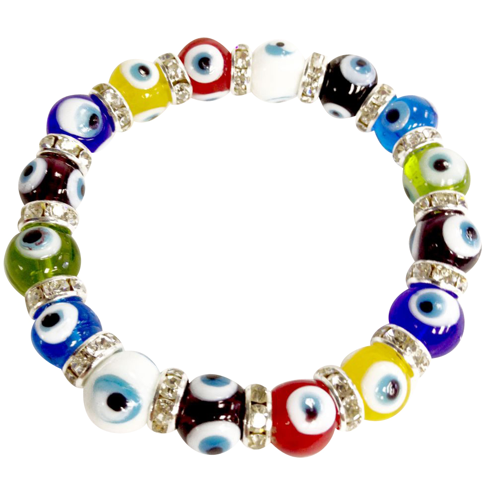 Evil Eye Stretch Fashion Bracelet 2722
