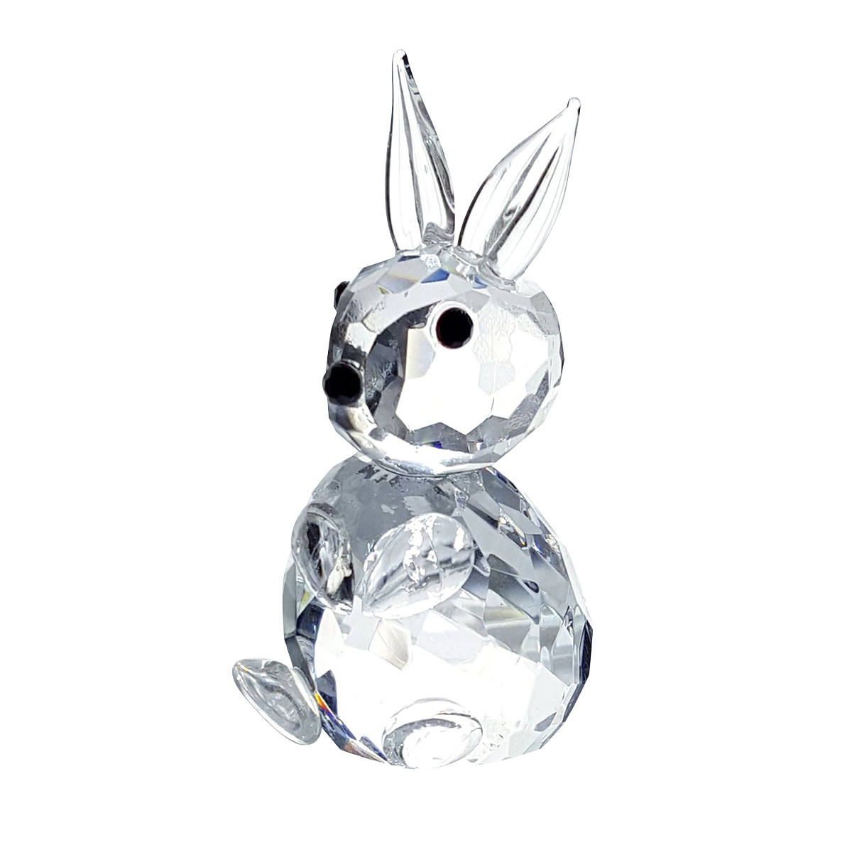 Crystal Rabbit Figurine