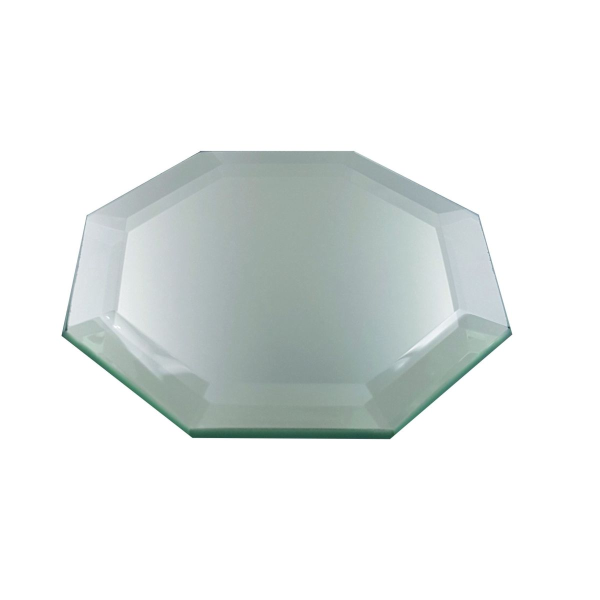 5MM Beveled Heavy and Octagon Decorative Display Mirrors with Fe